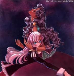 Utena et Anthy