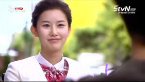 Impossible de regarder les apparitions de Ho Soo plus de deux minutes ...