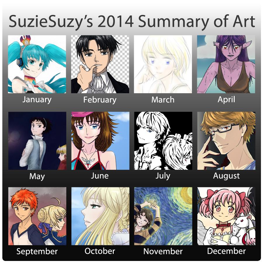 2014SummaryofArt_SuzieSuzy