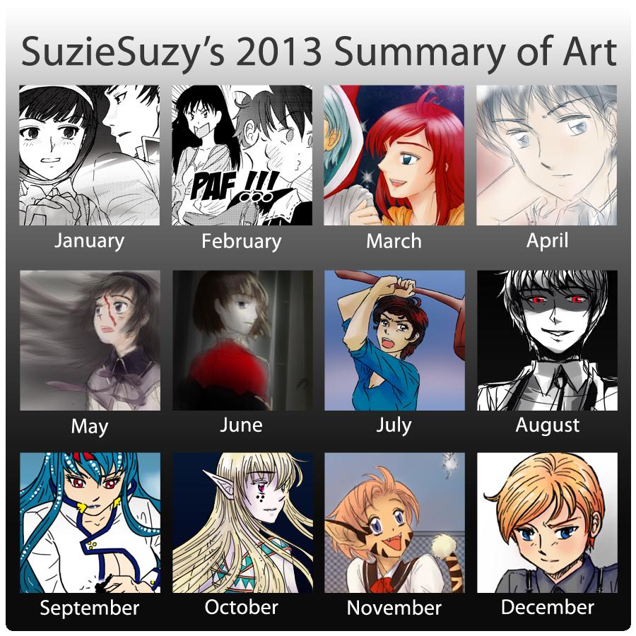2013SummaryofArt_SuzieSuzy