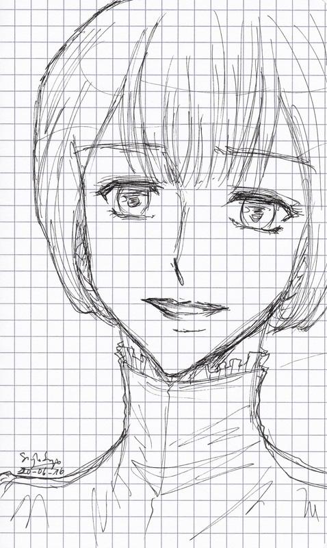 Six mois de sketchs (1/3) : doodles et fanarts